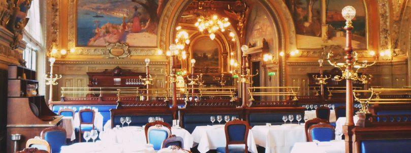 Paris en Bleu et Or