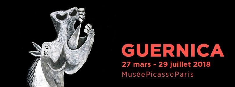 Exposition Guernica  { Musée Picasso }