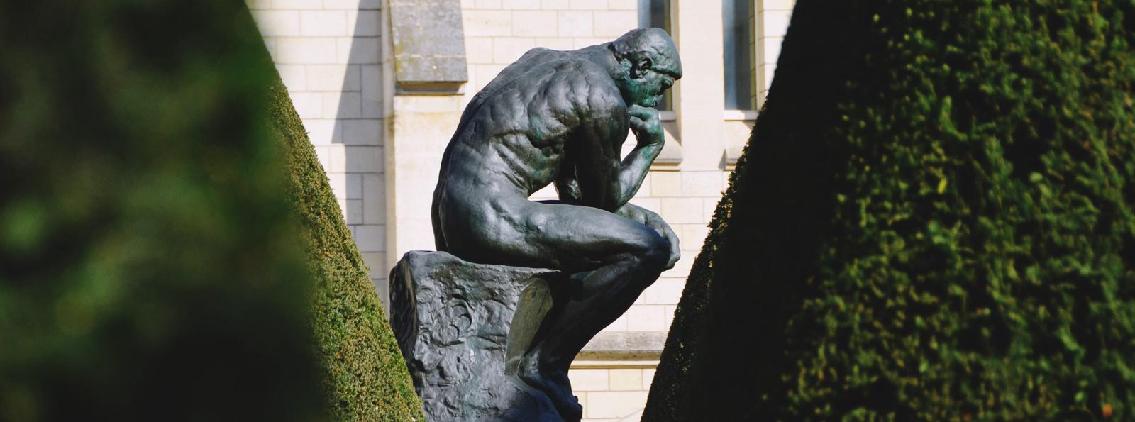 Dessinons, découpons ! { Musée Rodin }