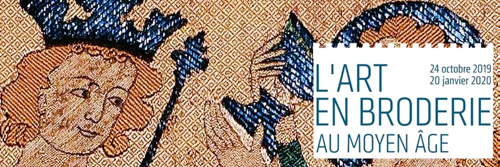 Exposition L'Art en Broderie { Musée de Cluny }